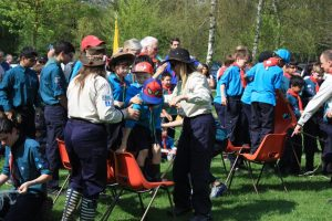 District Cubs Hike 2pm - 5pm